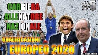 QUALIFICAZIONI EUROPEO 2020!! FIFA 17 CARRIERA ALLENATORE NAZIONALE #5 [By Giuse360]