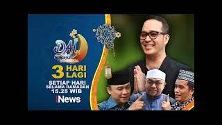 TIGA HARI LAGI : DAI Spesial Indonesia hanya di iNews