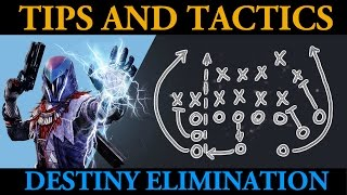 Destiny Tips and Tactics - Positioning and Sniper Setups on Anomaly (Elimination Gameplay Breakdown)