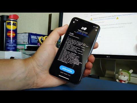 Jailbreak IOS 12.4 Apple IPhone X Полный джейлбрейк/взлом/рут актуальной IOS айфон 10! Unc0wer Error