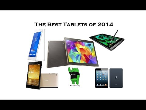 Top 10 Best Tablets Of 2014