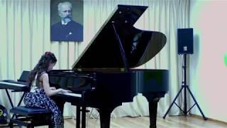 Городской конкурс пианистов первоклассников Шаги на сцену г Новосибирск 07 04 19г Фрагмент
