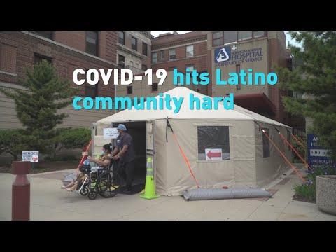 : U.S. Latino community hit hard by COVID-19 pandemic