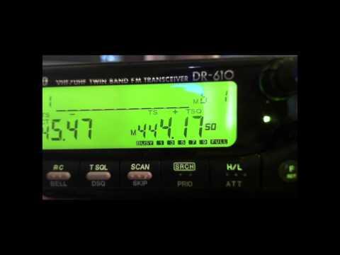 Ham Radio Jammer on The WIN system IRLP 12-27-16