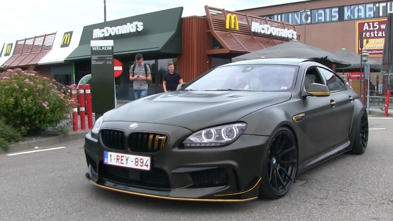 The Loudest Pp Performance Bmw 650i W Prior Design