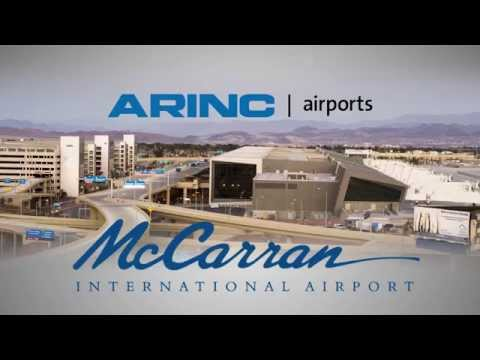 Rockwell Collins & McCarran International Airport