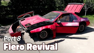 Let Me See That Bodywork | 1985 Fiero 2M4 Revival - Part 8