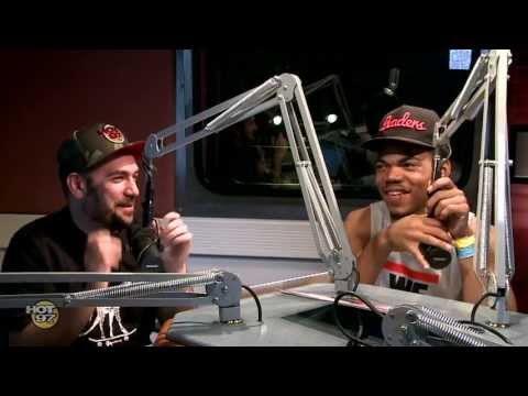 "Chance the Rapper on ""Real Late w/ Rosenberg"""