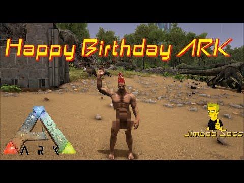 Happy Birthday ARK
