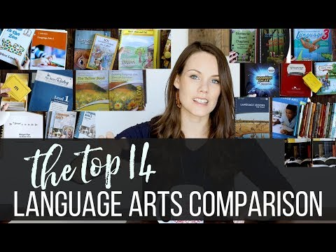 Top 14 Homeschool Language Arts Comparison Review