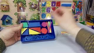 Обзор счётного материала для маленького гения