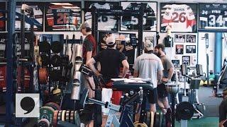 Singular Focus: Training with the NHL
