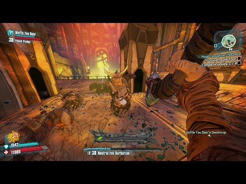 Borderlands 2 The Quest For Every Legendary Part 31