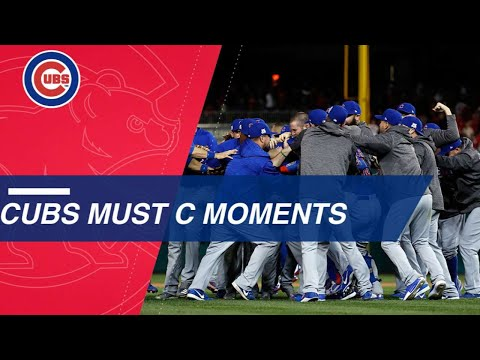 Must C: Top Moments from the 2017 Cubs season