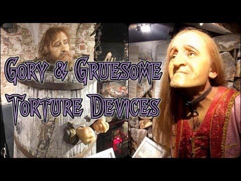 Inside A Torture Museum