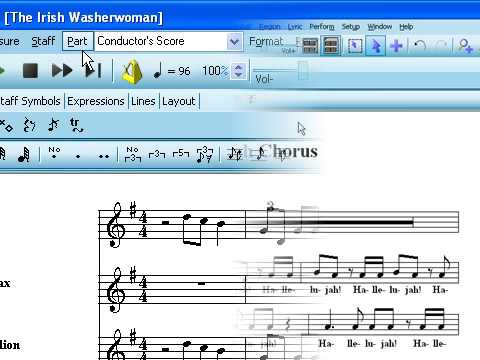 Convert MIDI and Karaoke files to Sheet Music