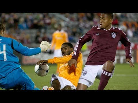 HIGHLIGHTS: Colorado Rapids vs Houston Dynamo
