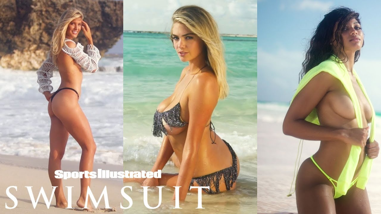 648389c875f Kate Upton, Danielle and Genie Bouchard Reveal All | UNCOVERED | Sports  Illustrated Swimsuit