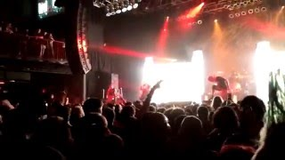 Lamb of God live Boston May 10 2016