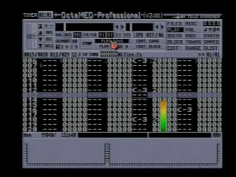 Prodigy - Firestarter Instrumental OctaMed Amiga Mod