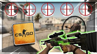 The Best Scout (SSG 08) CSGO Player 👏😎