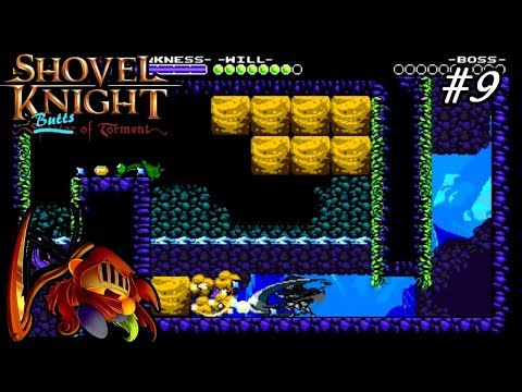 Shovel Knight - Butts of Torment ~ Episode 9: A Treasuring Toosh-y Tune