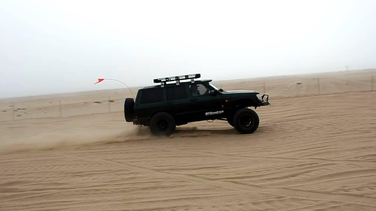 Long Travel Jeep Cherokee Youtube
