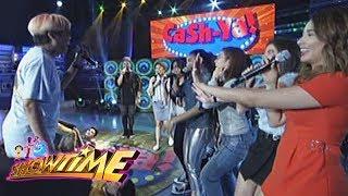 It's Showtime Cash-Ya: Team Nadine pisses off Vice