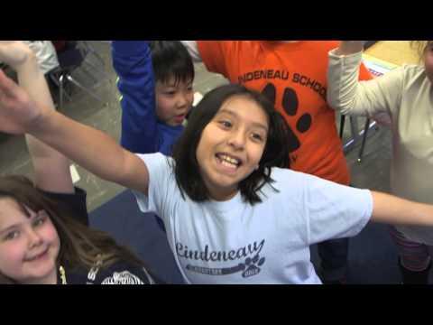 Lindeneau Elementary School - We Share our Genius