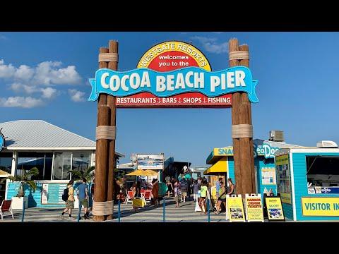 Cocoa Beach Pier Tour - Cocoa Beach, FL