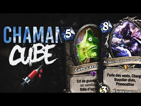 Chaman Cube - Deck Doctor #20