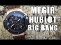 "Megir ""Hublot Big Bang"" Quartz Chronograph Watch Review (3002) c/o GearBest - Perth WAtch #141"
