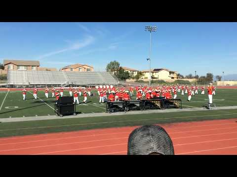 "2018 King HS ""Commandant's Own"" Drum and Bugle Corps, Silent Drill Platoon Performance"