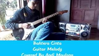 Video KEREN! Bahtera Cinta - Rhoma Irama feat. Noer Halimah (Gitar Melodi Cover) download MP3, 3GP, MP4, WEBM, AVI, FLV Juli 2018