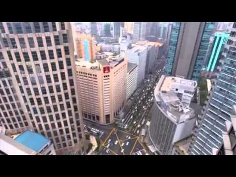 Makati Central Business District ( CBD ) / Megaworld Corpora
