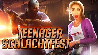 Teenager SCHLACHTFEST 💀 HWSQ [257] // Last Year: The Nightmare