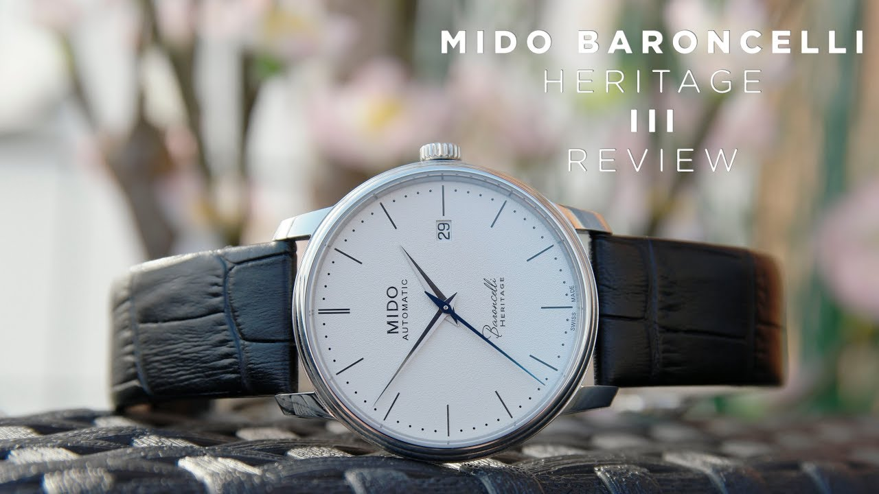 Image result for mido baroncelli heritage white
