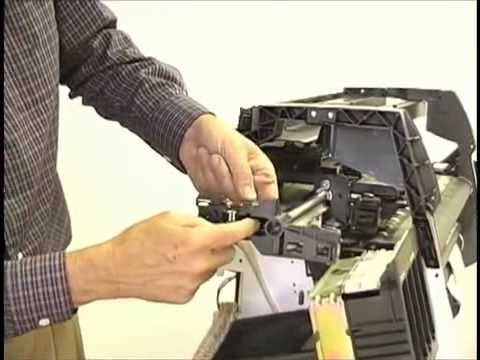 HP Designjet 1050C Belt Replacement & Calibration Instruction/Tutorial