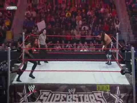WWE Superstars 16-04-09 Part 2/5