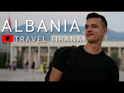 My FIRST IMPRESSION of ALBANIA ( It´s different...) - Travel to TIRANA 2020