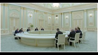 Президент Узбекистана принял делегацию Конгресса США