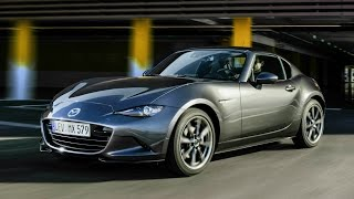 ► 2017 Mazda MX-5 RF Miata 2.0 - Machine Grey