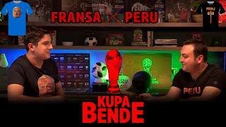 Kupa Bende I Dünya Kupası: Fransa - Peru