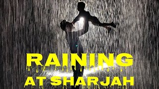 Rainroom sharjah | weekend outing vlog| Thakkaram restaurant dinner