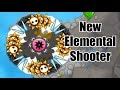 New Elemental Tower Showcase  + Grape Shooter Preview