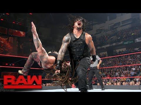 Bray Wyatt enters Roman Reigns' yard: Raw, June 5, 2017