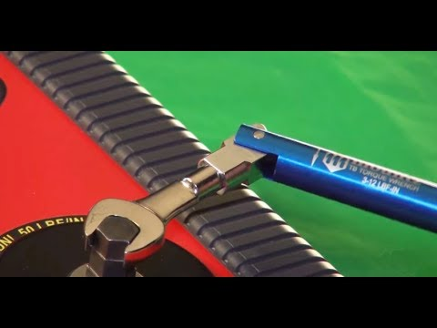 Small Torque Wrench >> Small Torque Wrench Flexible To Change Head Configurations
