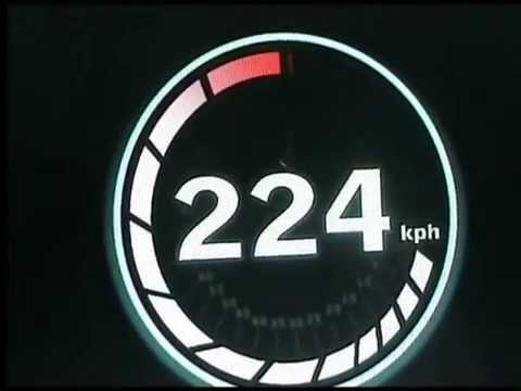 speedometer with kph digital digits without mph digits youtube. Black Bedroom Furniture Sets. Home Design Ideas