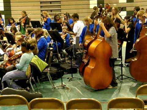 Tri Level Orchestra Lemon Avenue Elementary La Mesa
