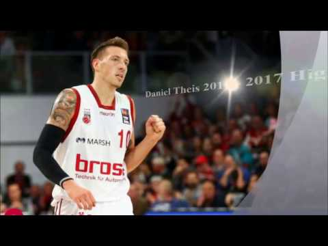 huge discount 2c8bf 3f70a Daniel Theis Welcome To Boston Celtics ! (Full HD) - YouTube